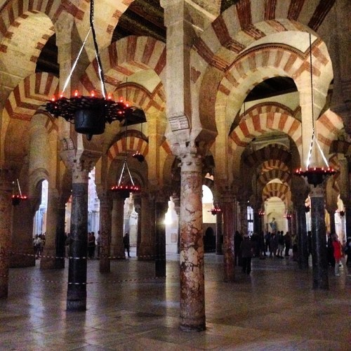 Great cathedral and mosque of Cordoba