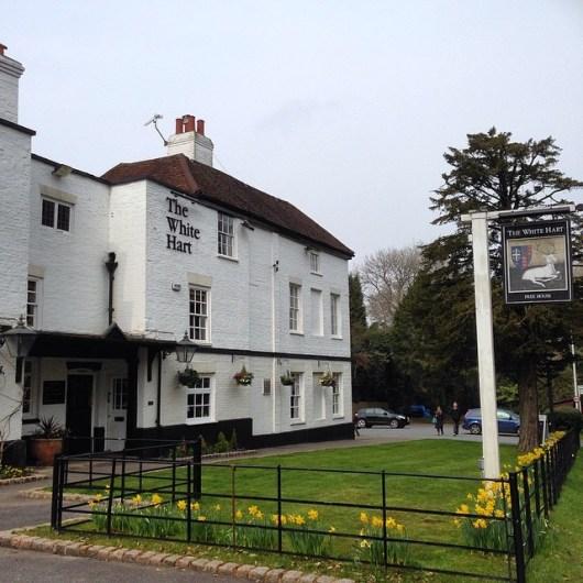 Gastro Pub White Hart in Sevenoaks
