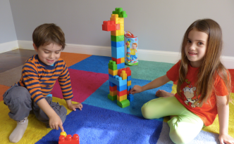 Building with MegaBloks