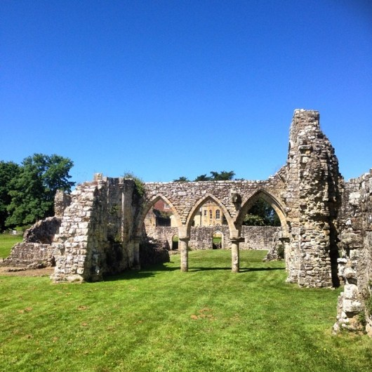 Bayham Old Abbey, Kent