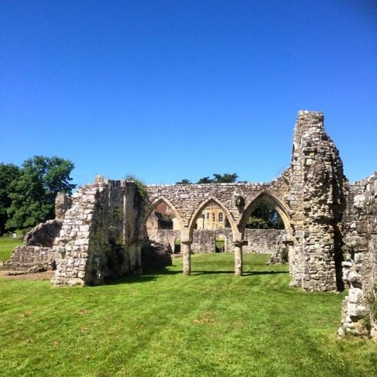 Bayham Old Abbey, Kent