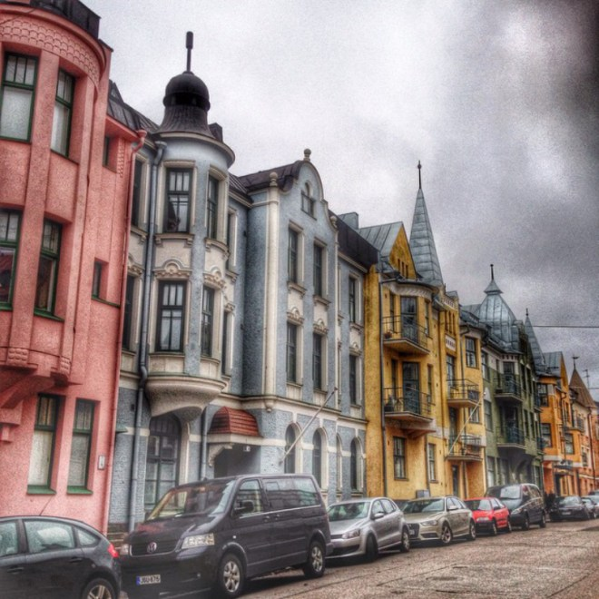 Huvilakatu Helsinki