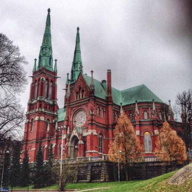 Johanneksen kirkko Helsinki