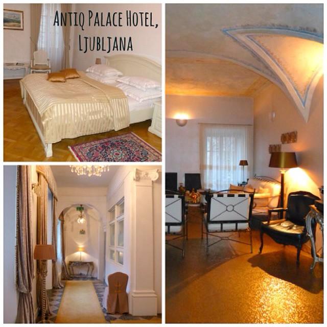 Antiq Palace Hotel, Ljubljana, Slovenia
