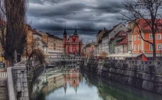 Ljubljana heart