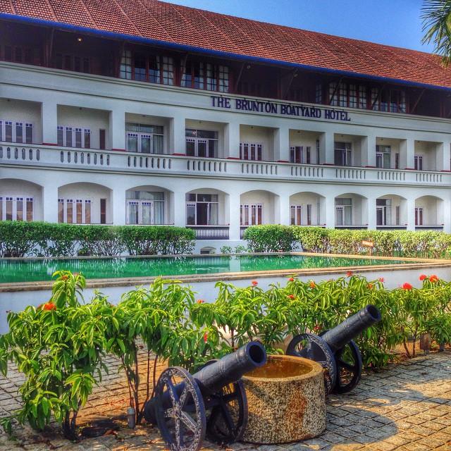 brunton Boatyard hotel Cochin