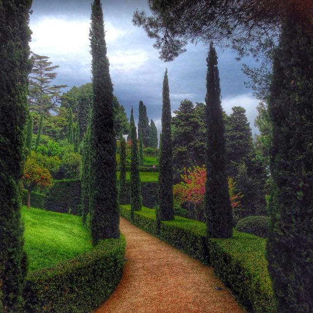 Gardens, Lloret de Mar, Spain