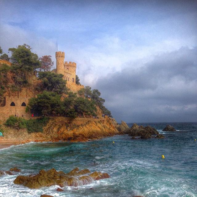 Castle, Lloret de Mar, Spain