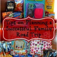 Tips on Planning a Successful Family Road Trip