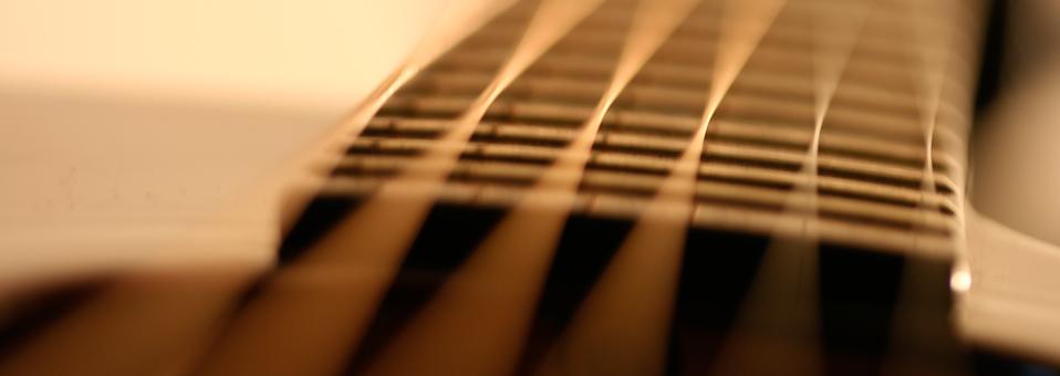 slide guitar strings