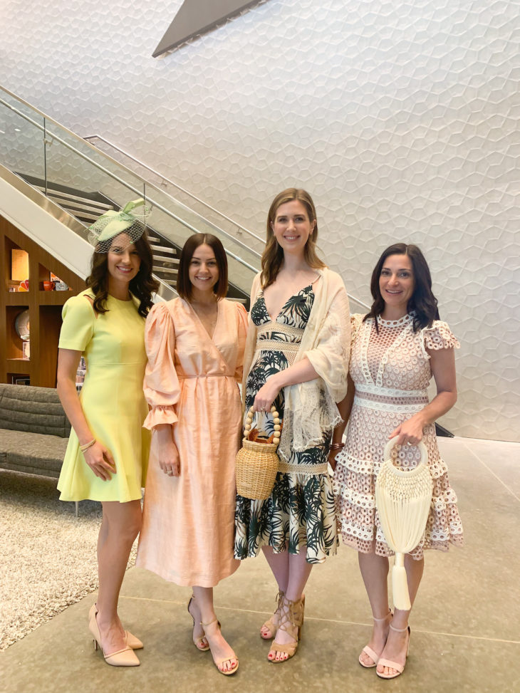 How to Be The Best Dressed Wedding Guest This Spring - HOUSE of