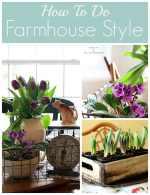 Farmhouse Style Decor