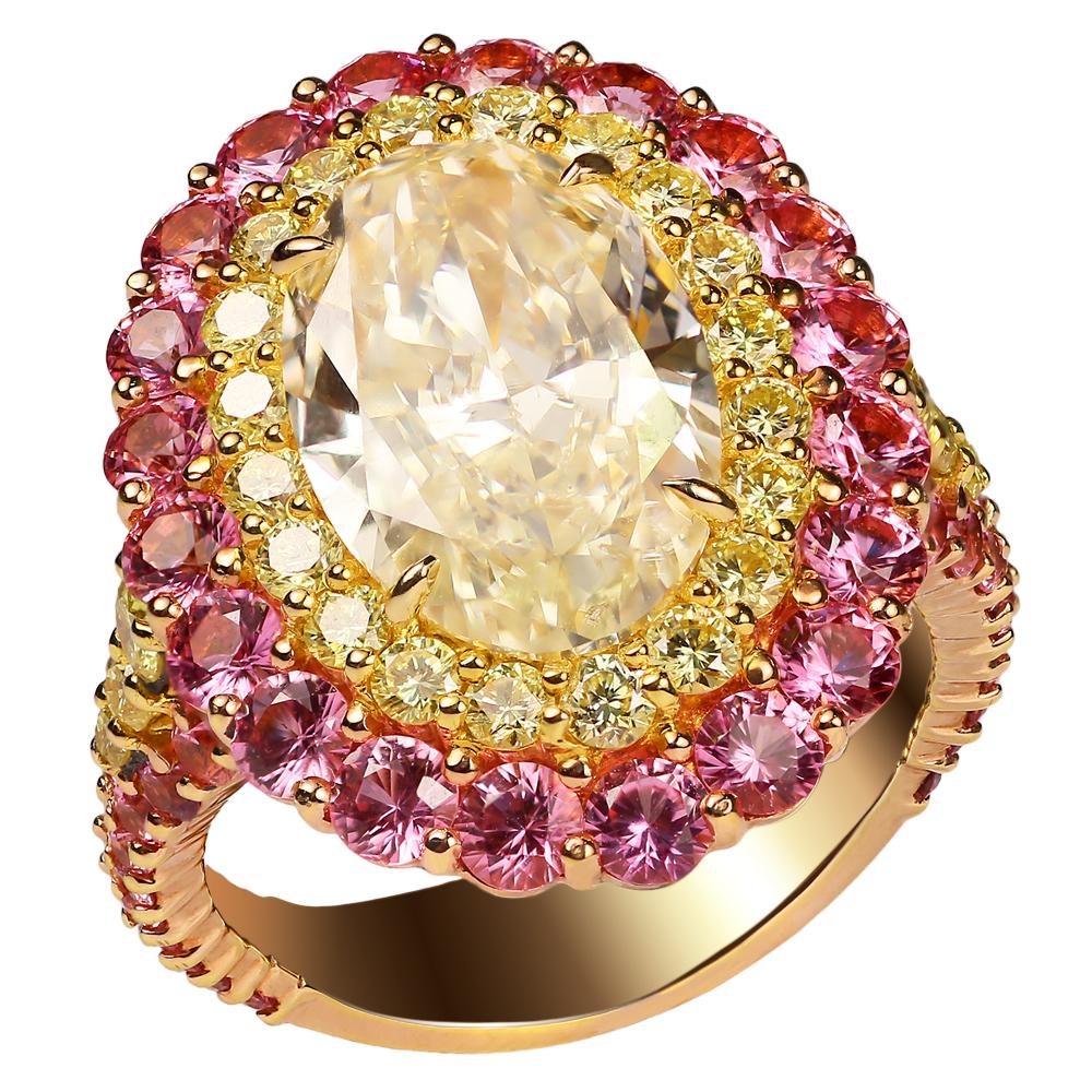 Fullsize Of Yellow Diamond Rings