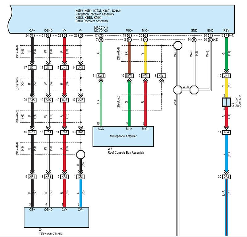 07 Toyota Tundra Wiring Diagram - Wiring Data Diagram