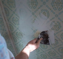 Southern New Jersey Wallpaper Removal Service