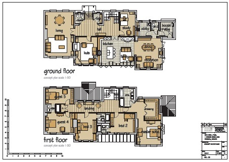 Floor Plan Design Information