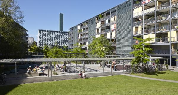 Co-operative Housing