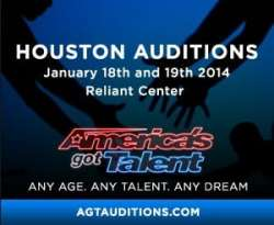 Houston Auditions for America's Got Talent: Exclusive Interview/Advice