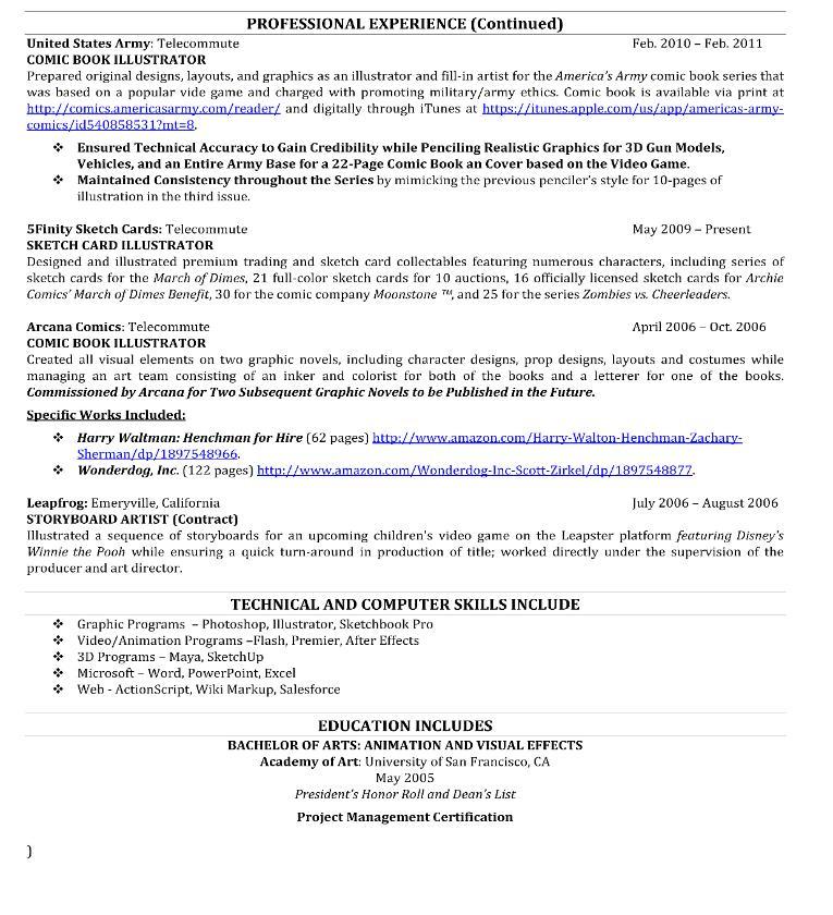 resume writing services in san antonio