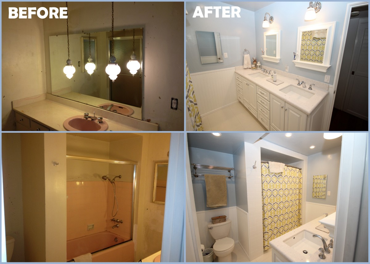 houstonremodelpros kitchen remodeling houston before and after bathroom remodel