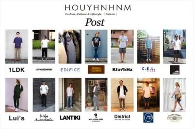 フイナムポストにて掲載された「ポケT」を一挙公開! - FASHION NEWS(ファッションニュース) | HOUYHNHNM(フイナム)
