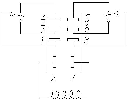 Contactor Wiring Diagram 24 Volts Electronic Schematics collections
