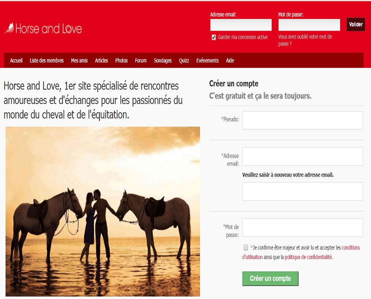 Site de rencontre love again