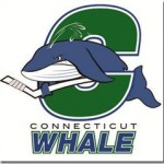HALEY'S OT PENALTY SINKS WHALE
