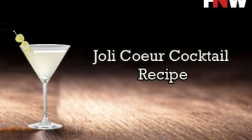 Joli Coeur Cocktail Recipe