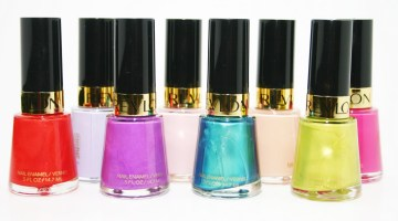 Revlon Nail Polish Bottles