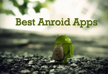 android icon wearing school bag