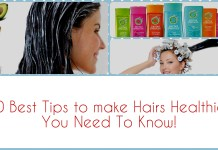 10 Best Tips to make Hairs Healthier Longer
