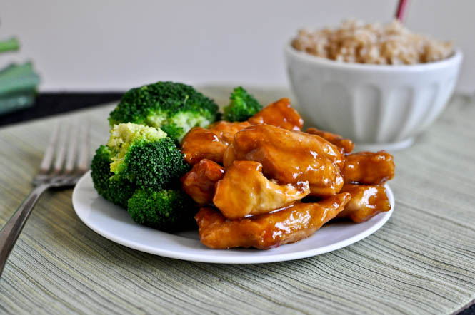 Homemade General Tso'S Chicken Recipe | How Sweet It Is