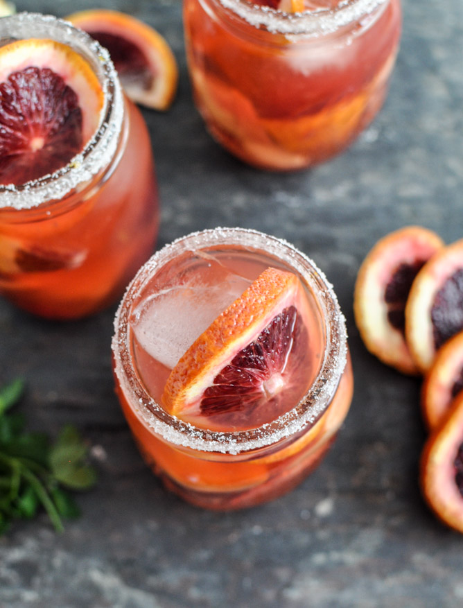 10 Refreshing Summer Drinks to Cool You Off! - My Craftily ...