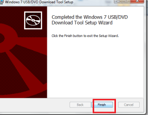 windows 8 usb install finish tool