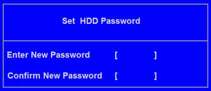 bios password in windows 8