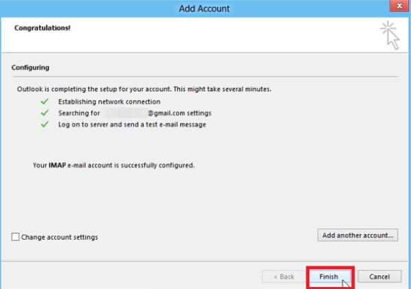 Configure-Gmail-Account-in-Outlook-2013