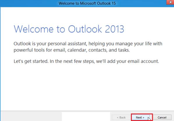 Outlook-2013-setup-tab
