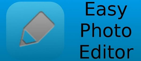 easy photo editor for android interface