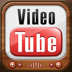 video tube app main logo