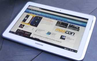 samsung galaxy note 10.1 features and use