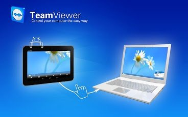 team viewer app for android phones