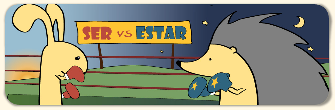 Ser vs Estar - the Definitive Guide How to Conjugate Spanish Verbs