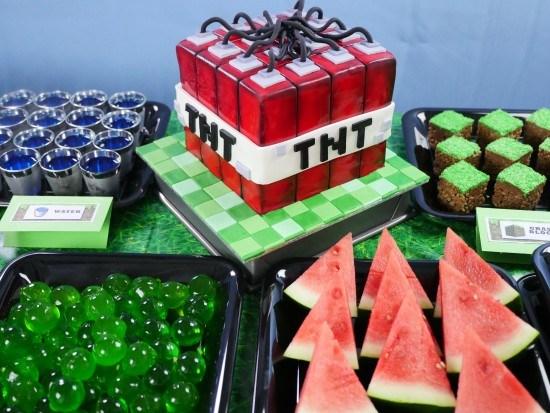 HowToCookThat  Cakes, Dessert  Chocolate Minecraft slime balls