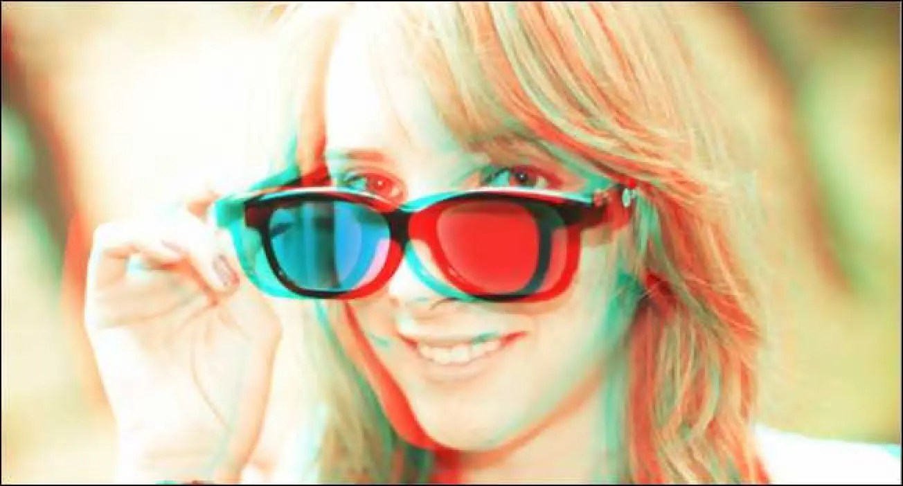 Android 3d Wallpaper Tutorial How To Make Classic Red Cyan 3d Photos Out Of Any Image