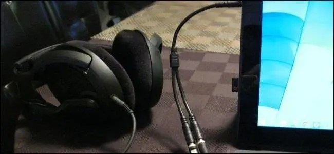 How to Connect a Headset to a Laptop, Tablet, or Smartphone With a