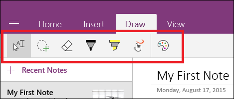 The Beginners Guide To Onenote In Windows 10
