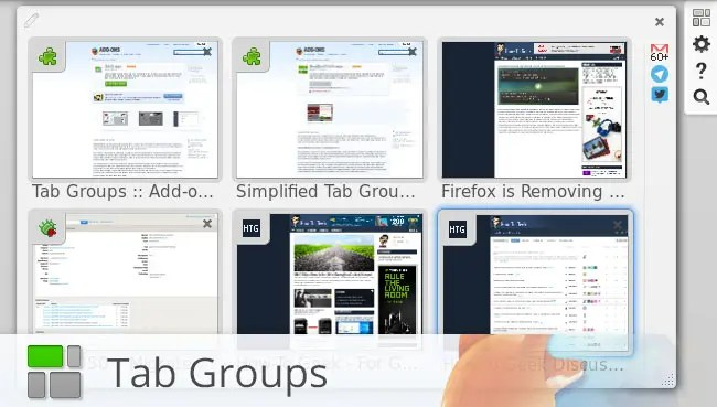 Organize  Manage Your Firefox Tabs Like a Pro with the Tab Groups