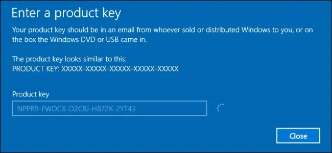 You Can Still Get Windows 10 for Free With a Windows 7, 8, or 81 Key - would 4 free
