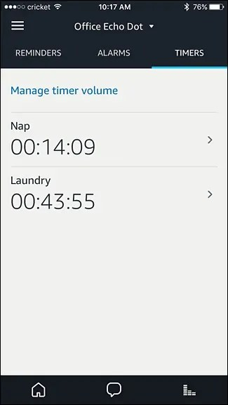 How to Set Alarms and Timers on Your Amazon Echo